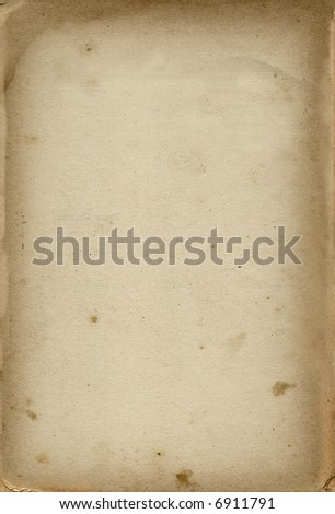 Old Paper 2 - stock photo