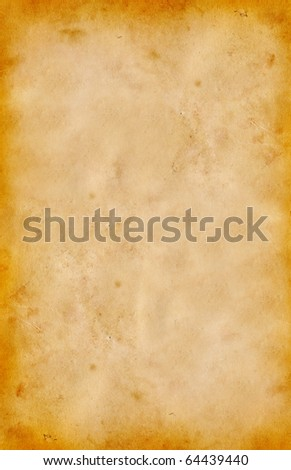 old paper - abstract background - stock photo