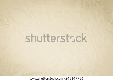old paper background with black vignette. - stock photo