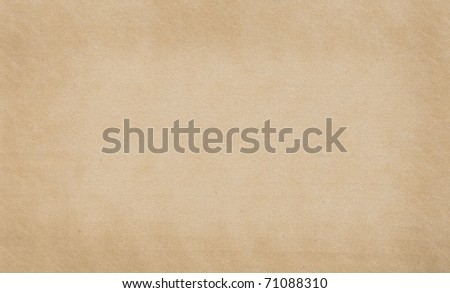 old paper brown background - stock photo