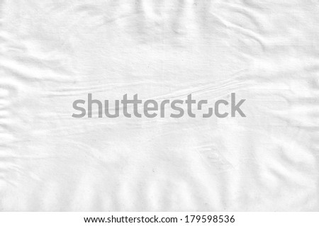 Old paper sheet. Paper texture. - stock photo