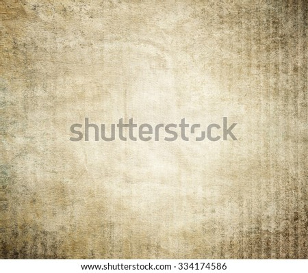 old paper sheet texture for design - stock photo