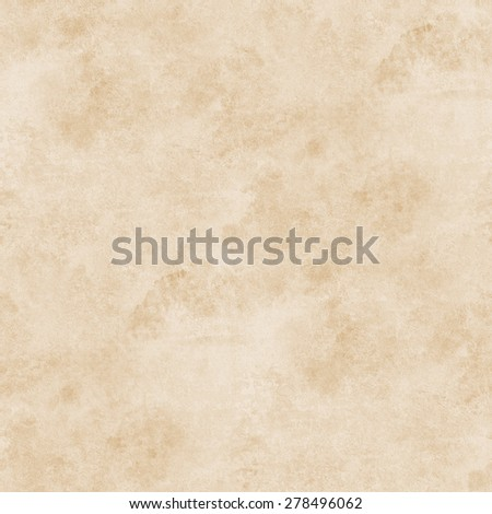 old paper, subtle spots pattern, seamless background - stock photo