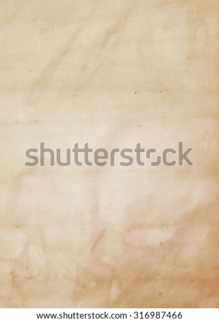 old paper texture - stock photo