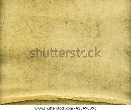 old paper texture as background