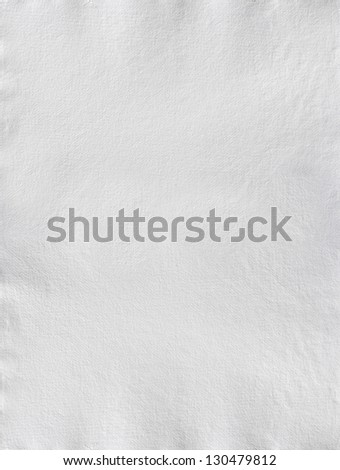Old paper texture background (handmade) - very old paper for artistic writing with delicate stripes pattern - stock photo