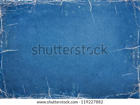 old paper texture, grunge background - stock photo