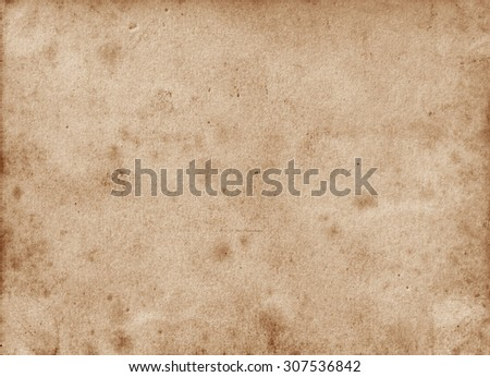 Old paper texture. Vintage background