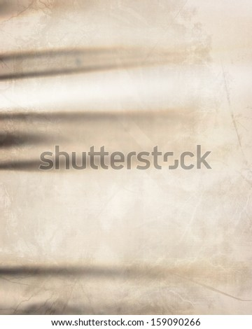 old paper texture with some stains and spots on it - stock photo