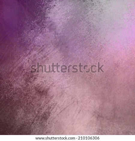 old pink vintage background paper with distressed grunge texture and soft lighting - stock photo