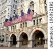 Old Post Office building, Washington DC United States - stock photo