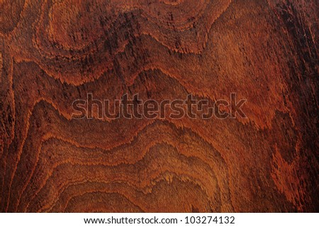 Old Rich Wood Grain Texture - stock photo