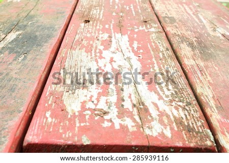 old rustic weathered wooden background - stock photo