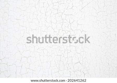 Old rustic wooden white background in shabby chic style patterned. - stock photo