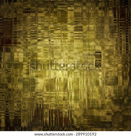Old scratched retro-style background. With different color patterns: yellow (beige); brown; gray; black - stock photo