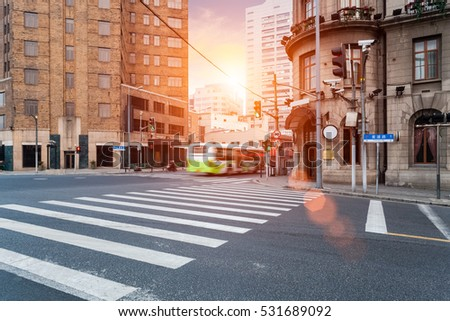 Illustration of car stopped at pedestrian crossing - Zebra Crossing Stock Images Royalty Free Images Amp Vectors