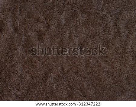 old skin texture - stock photo