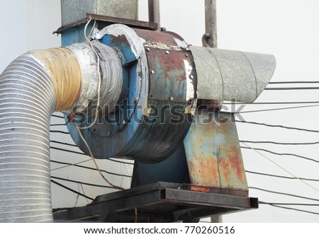 Smokestack Home Stock Images Royalty Free Images