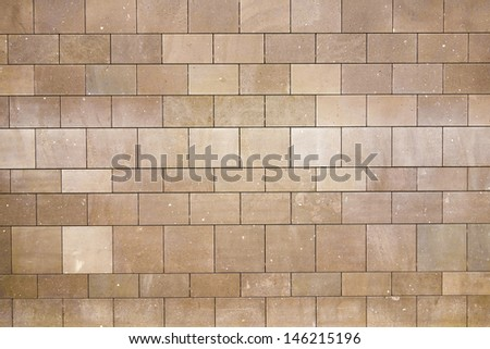 Old stone wall backgrounds  - stock photo