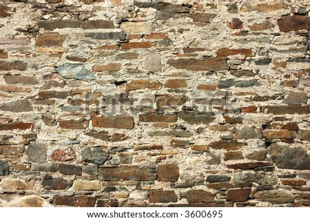Old Stone Wall, great for backgrounds and textures