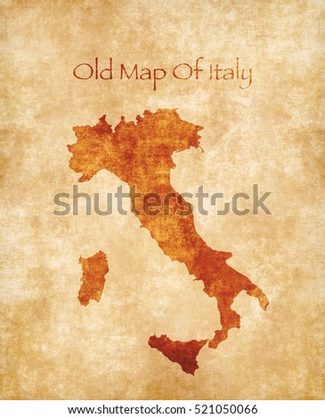 Geographic Map Stock Images RoyaltyFree Images Vectors - Parchment paper map of us