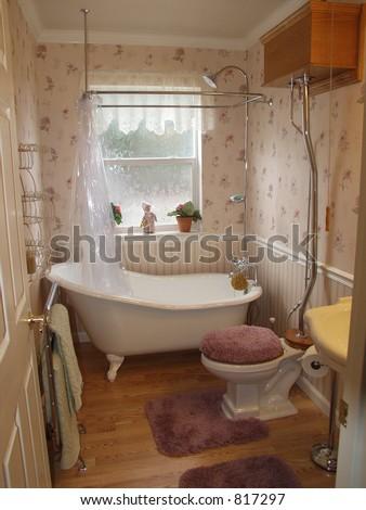 Old Time Bath
