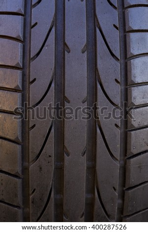 old tire dirt background texture - stock photo
