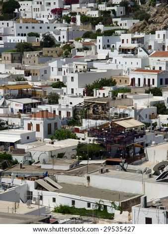 Old Town of Lindos