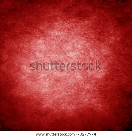 old, vintage background texture in red - stock photo