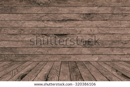 old vintage grungy red cherry brown wood backgrounds textures with tabletop : grunge aged wooden backgrounds with wood paving.put and show your products on this display.image with instagram filter. - stock photo