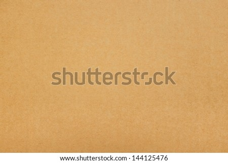 Old vintage seamless paper cardboard texture background - stock photo