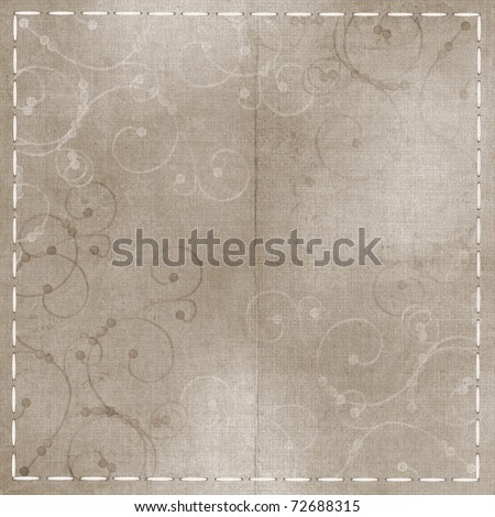 old vintage texture background - stock photo