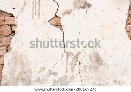 old wall background. - stock photo