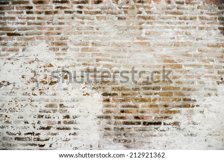 old wall street background, texture - stock photo