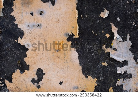 Old wall texture - stock photo