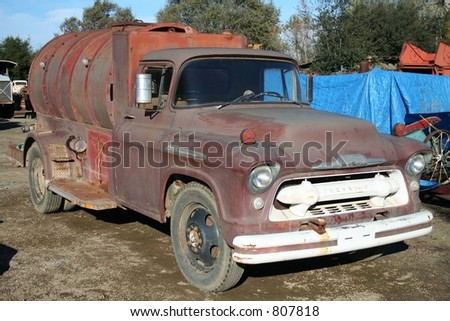 old water truck