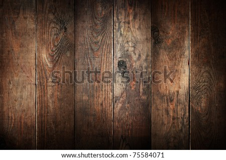Old weathered wood planks. Abstract background. - stock photo
