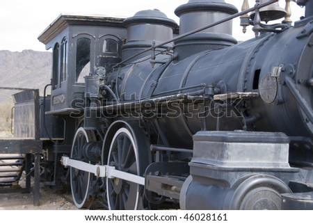 Old West Train