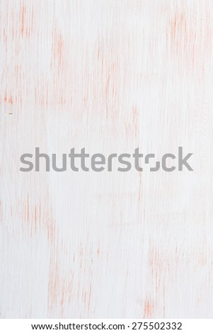 Old white grunge painted texture close up - stock photo