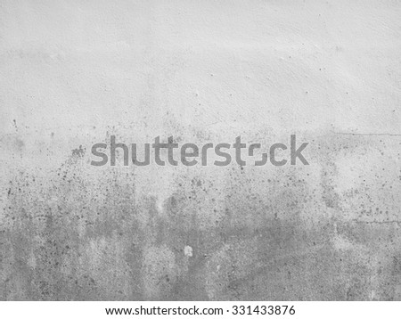 old white paint wall background - stock photo