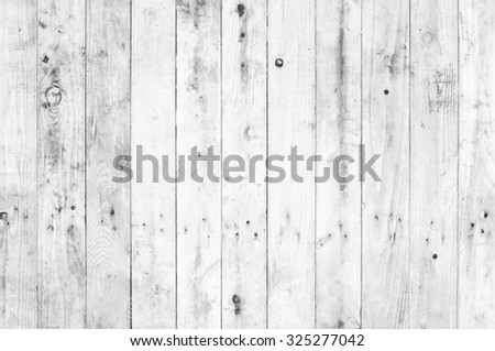 old white painted wood for background