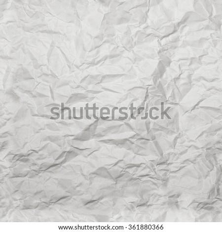 old white seamless paper texture - stock photo