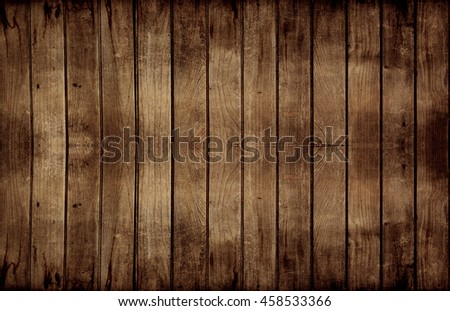 old wood panels - used as background
