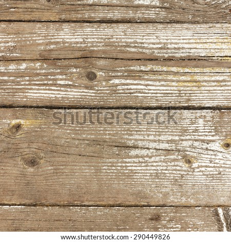 Old wood planks, perfect background for your concept or project.  - stock photo