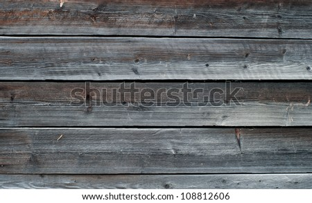 Old wood texture at background