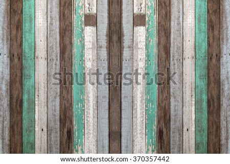 Old wood texture background - vintage style