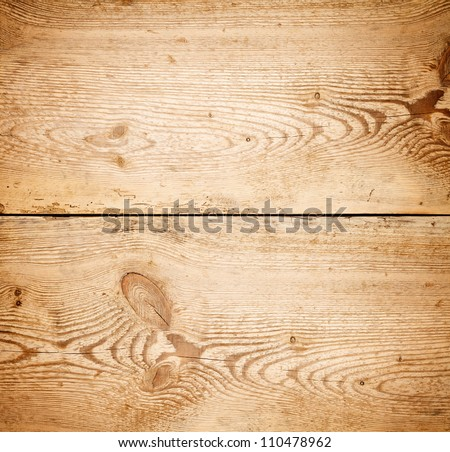 Old wood texture, vintage natural background - stock photo