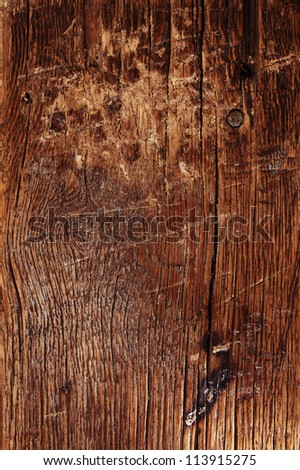 old wooden  background natural aged