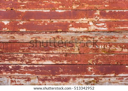 old wooden background shabby paint large pieces