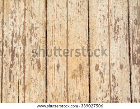old wooden board  texture for background